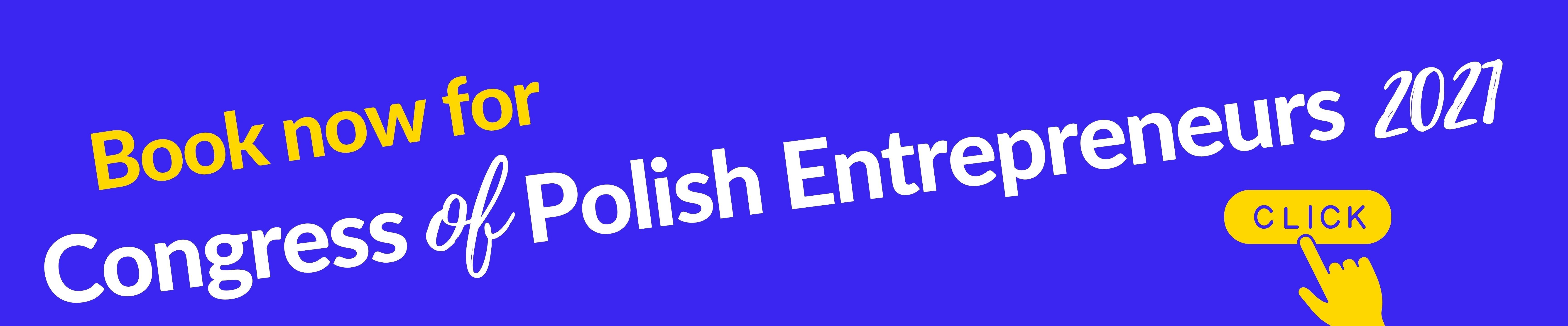 PBLINK congress of Polish Entrepreneurs in the UK 2021