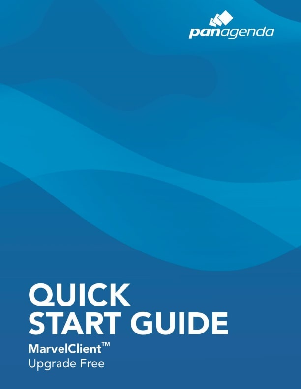 QuickStartGuide MarvelClient Upgrade Free