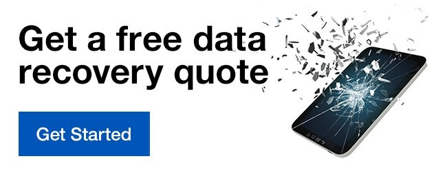 data recovery quote
