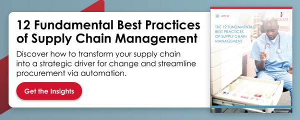 12 best practices scm