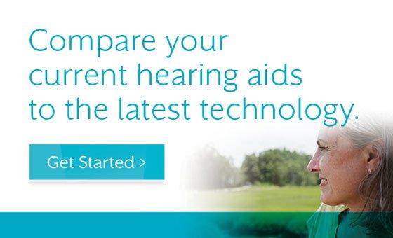 最新テクノロジーの補聴器と機能を比較しよう