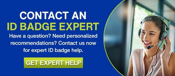 Contact an ID Badge Expert