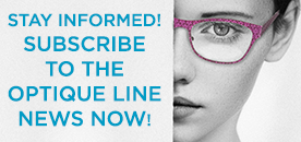 SUBSCRIBE TO THE OPTIQUE LINE BLOG NOW