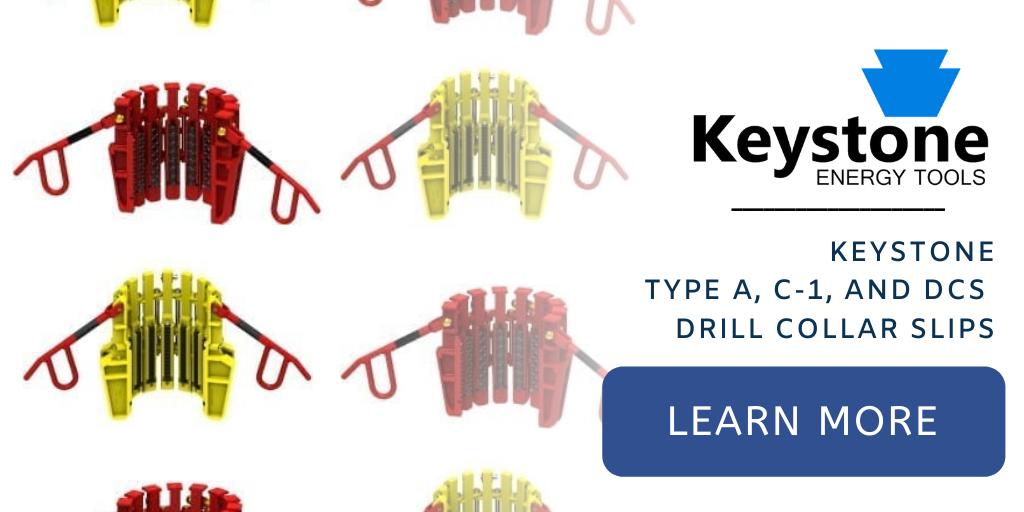 Keystone Collar Slips