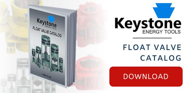 Float Valve Catalog Download | Keystone Energy Tools