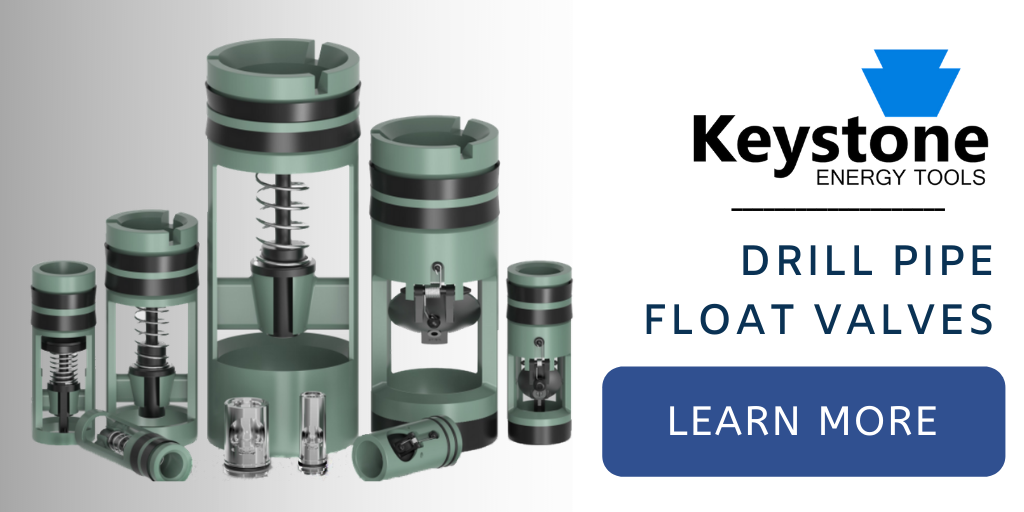 Drill Pipe Float Valves | Keystone Energy Tools