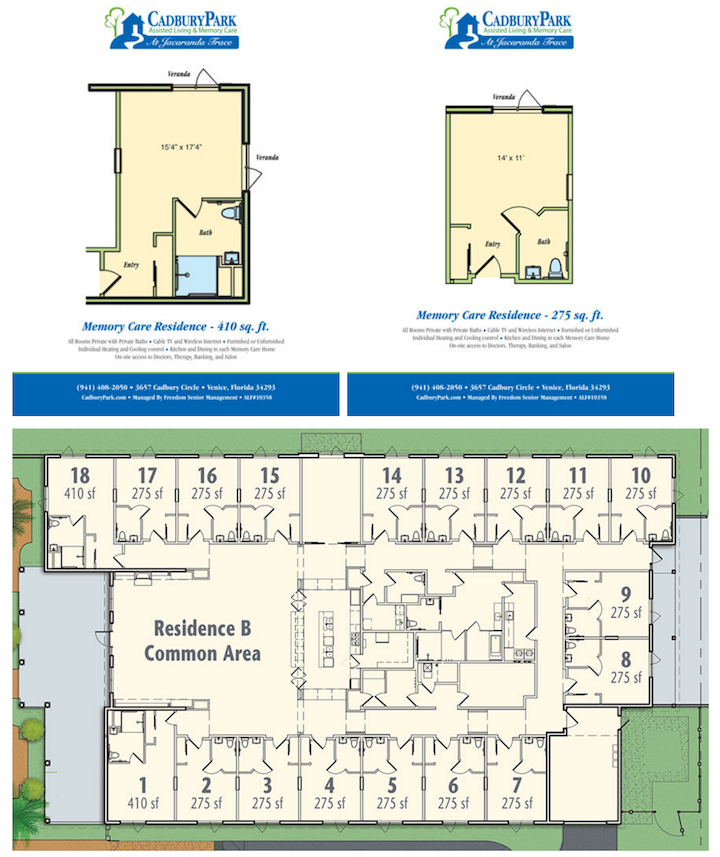 Download our Floor Plans