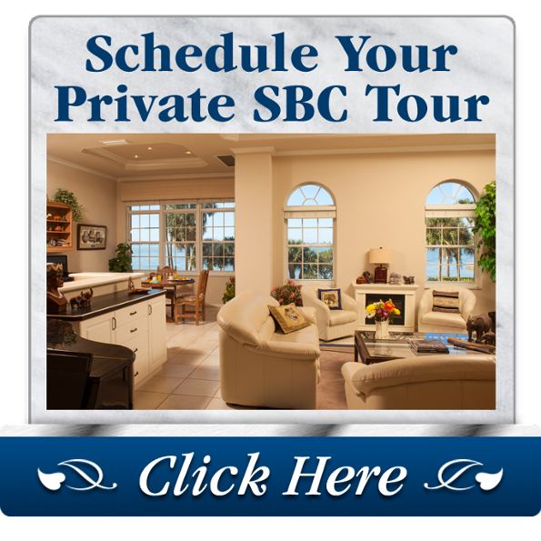 Schedule a private tour sarasota bay club