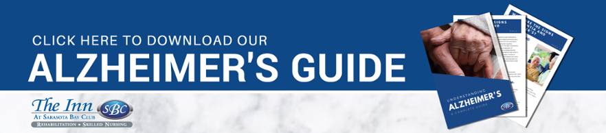 Download our Alzheimer's Guide