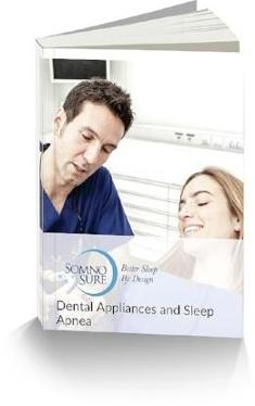 Dental sleep apnea mouthpiece