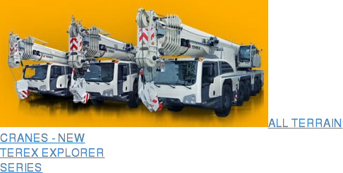 Terex Explorer Series from Scott-Macon Equipment