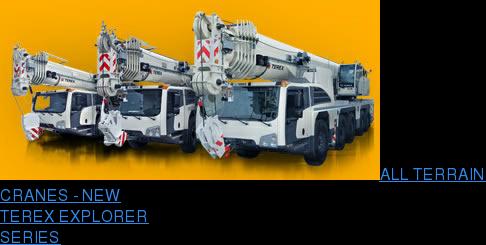 Terex Explorer Series from Scott-Macon Equipment