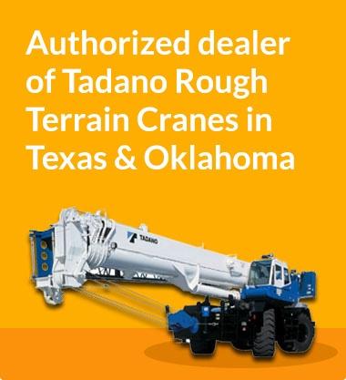 Tadano Rough Terrain San Antonio