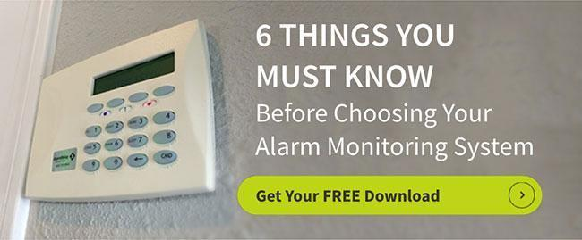 6 Things You Must Know Before Choosing An Alarm Monitoring Service