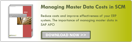 Download Managing Master Data Costs in SCM