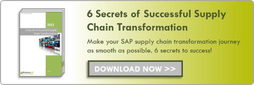 Download 6 Secrets of Successful Supply Chain Transformation