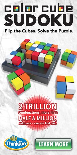 Color Cube Sudoku