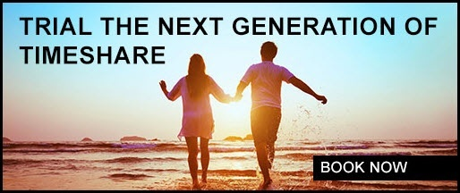 Trial the next generation of timeshare