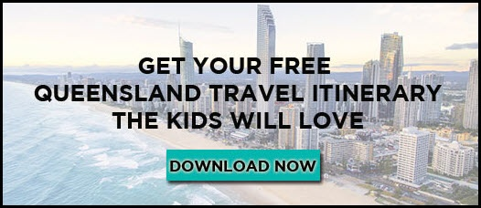 Free Queensladn travel itinerary