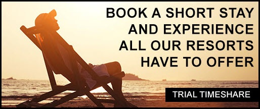 Book a short stay and experience all our resorts have to offer