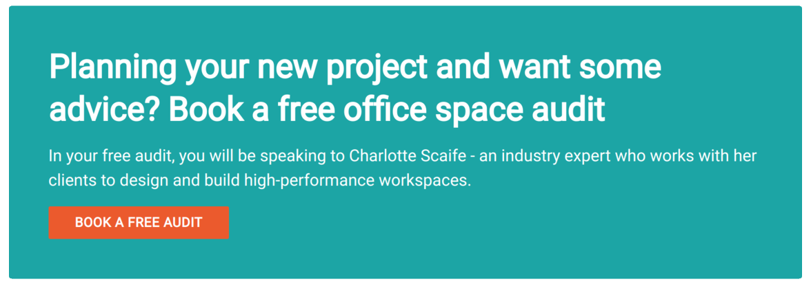 Book a free office space audit