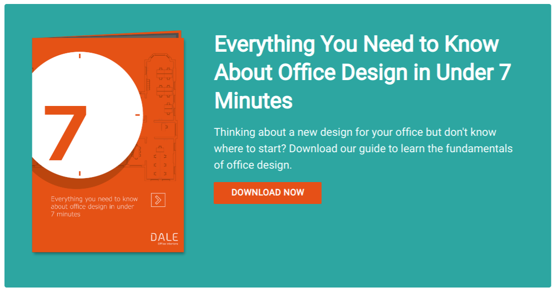 Everything you need to know about office design in 7 minutes