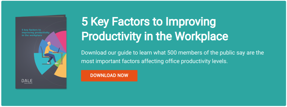 5 key factors to improving productivity in the workplace