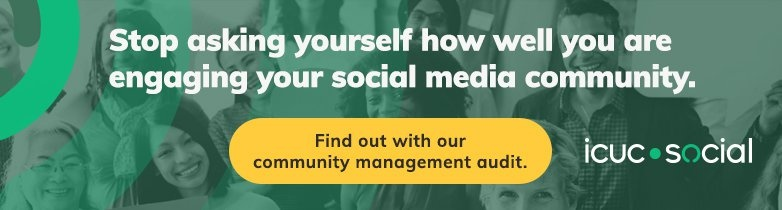 Community Management Self Audit Call to Action