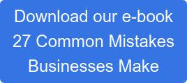 Download our e-book 27 Common Mistakes Businesses Make