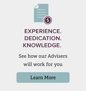See how our advisers will work for you