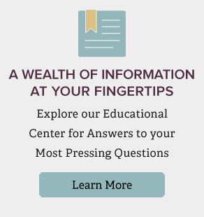 Explore our educational center for answers to your most pressing questions