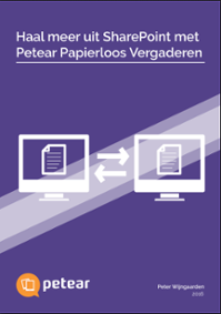 Whitepaper Sharepoint met Petear