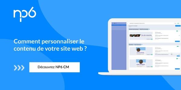 Comment personnaliser le contenu de votre site web ?