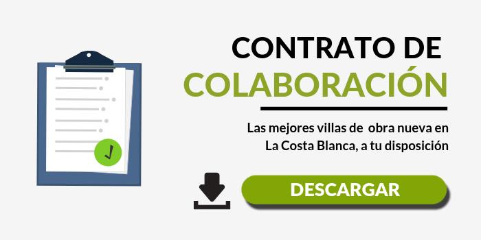 Acuerdo de colaboración inmobiliaria - Descargar