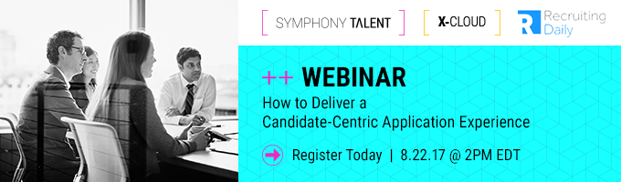 How to deliver a candidate-centric experience