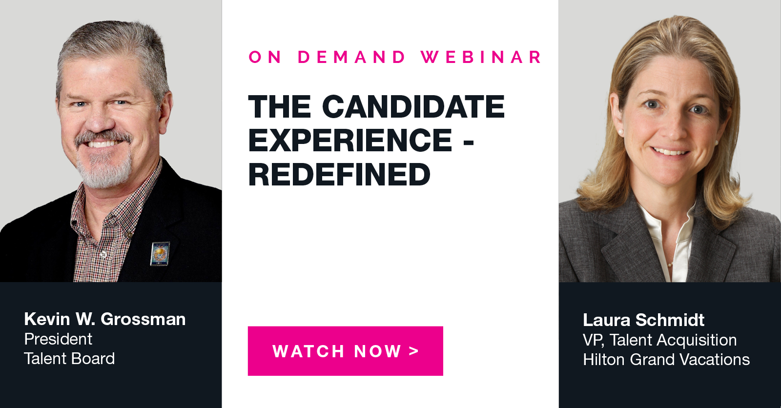 ST Webinar On Demand - The Candidate Experience - Redefined