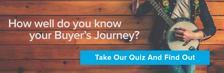 How well do you know your Buyer's Journey?