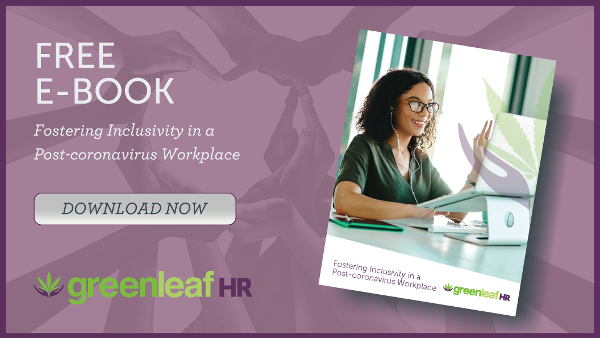 Greenleaf HR E-book - Fostering Inclusivity in a Post-coronavirus Workplace