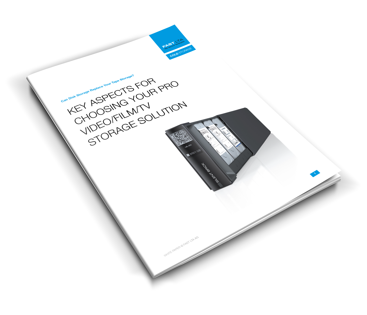 White Paper: Linear Disk Storage