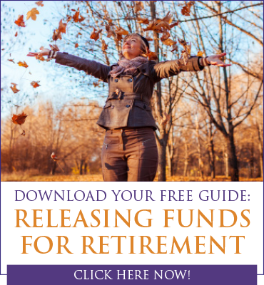 releasing funds for retirement
