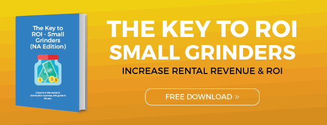 Key to ROI Small Grinders CTA