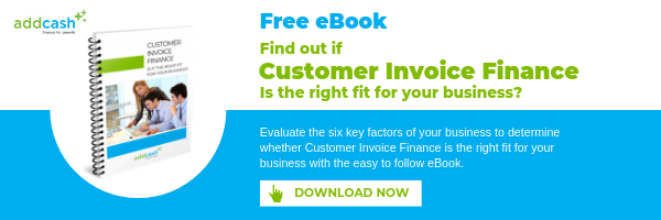 Free eBook: Is Customer Invoice Finance right for your business?