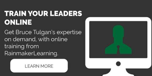 Train Your Leaders Online with RainmakerLearning -- Learn More