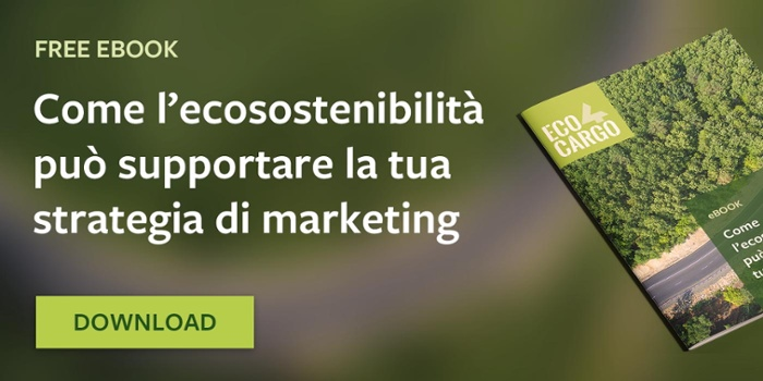 Come l'ecosostenibilità può supportare la tua strategia di marketing