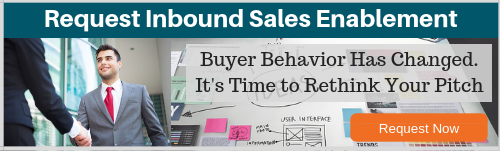 inbound sales enablement services