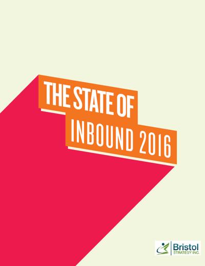 The State of Inbound Marketing 2015 eBook