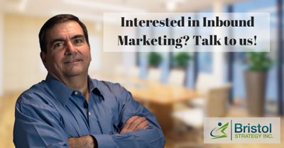 talk to us about inbound marketing
