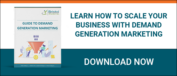 guide to demand generation marketing