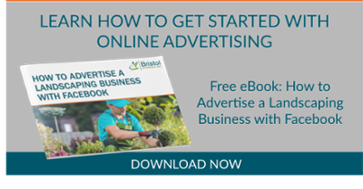 how to advertise a landscape business with facebook