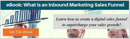 what is an inbound marketing sales funnel